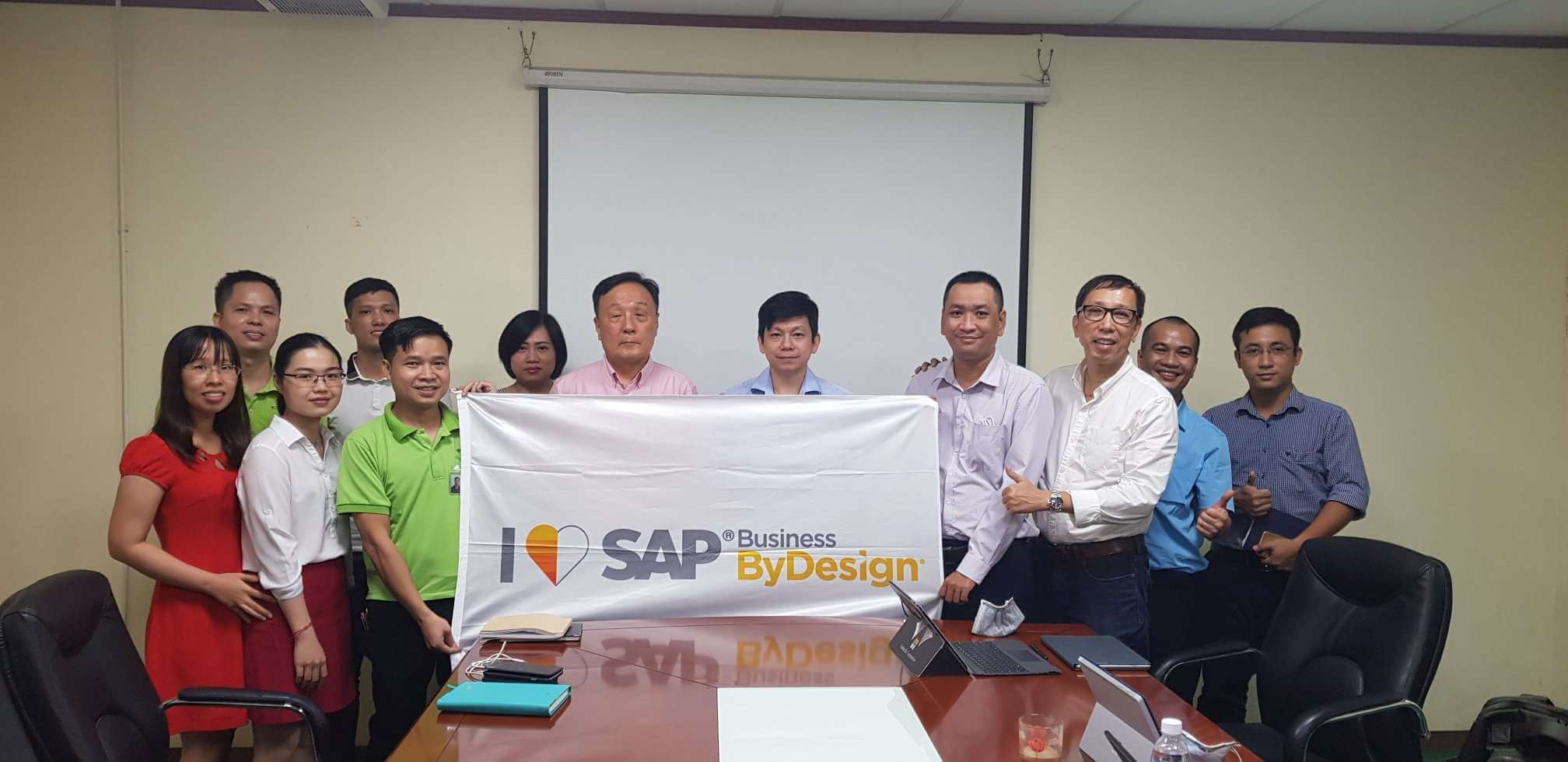 Yamagata Hà Nội Triển Khai SAP Business ByDesign Mở Đầu Cho việc Chuyển Đổi Số